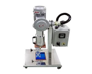 Lab Basket Mill( Manual lifting)