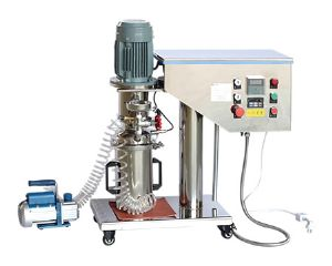 Lab Closed Vacuum Disperser