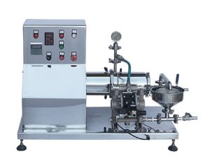 Pilot horizontal bead mill