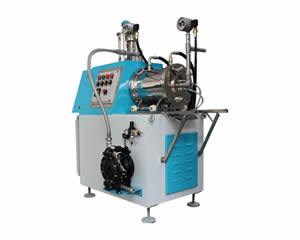 Hi-Efficiency Horizontal Bead Mill