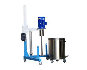 Pneumatic High Speed Disperser