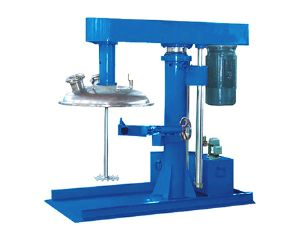 Vacuum Closed Disperser